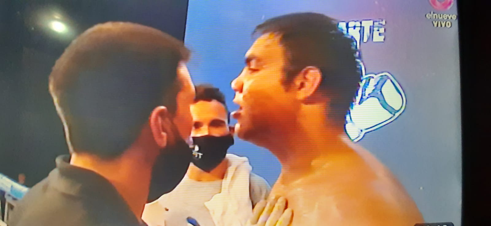 En este momento estás viendo Knockout 9 : derrota por puntos de Kevin Espíndola ante Jorge Arias