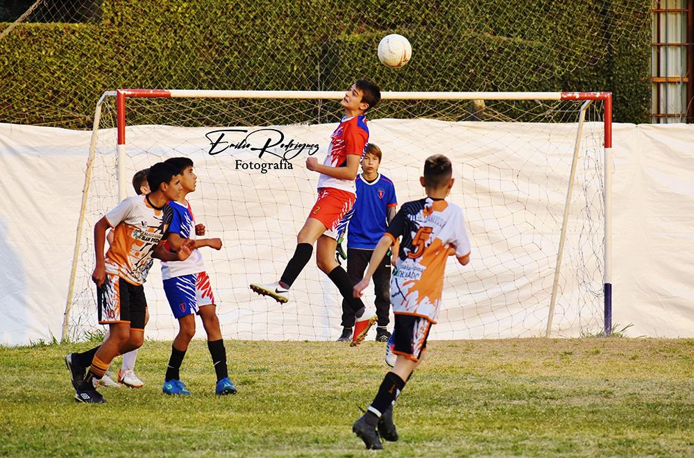 Lee más sobre el artículo Fútbol Infantil: se juega el sábado por el «Preparación»