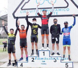 Lee más sobre el artículo Octavio Salmón ganó en San Pedro. Basualdo y Manzo fueron sus escoltas en el podio de la prueba principal