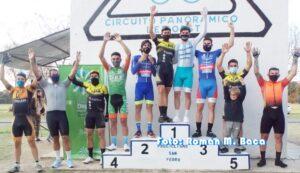Lee más sobre el artículo Lunes inolvidable para el ciclismo en San Pedro: gran convocatoria y excelente nivel