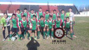 Lee más sobre el artículo Torneo Preparación: Def. Unidos y Paraná FC siguen ganando!!