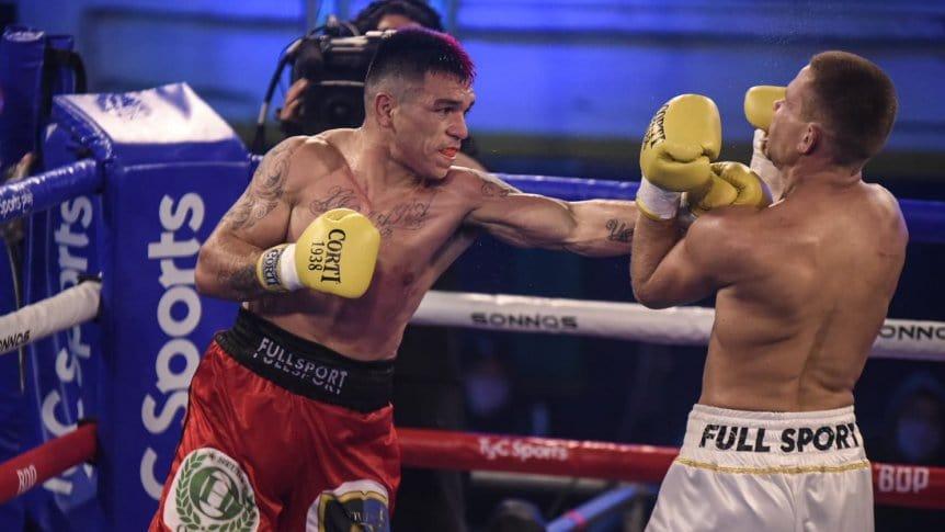 Lee más sobre el artículo Boxeo: otra de TyC Sports en San Pedro con Laureano Ubiedo Sciutto en la cartelera