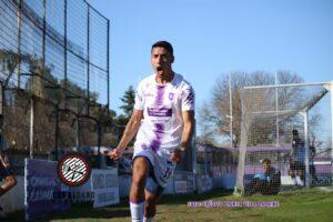Lee más sobre el artículo «Pancho» Nouet fue el autor del gol del viola y los 3 puntos quedaron en Campana