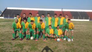 Lee más sobre el artículo Fútbol local: síntesis de Las Palmeras – San Roque