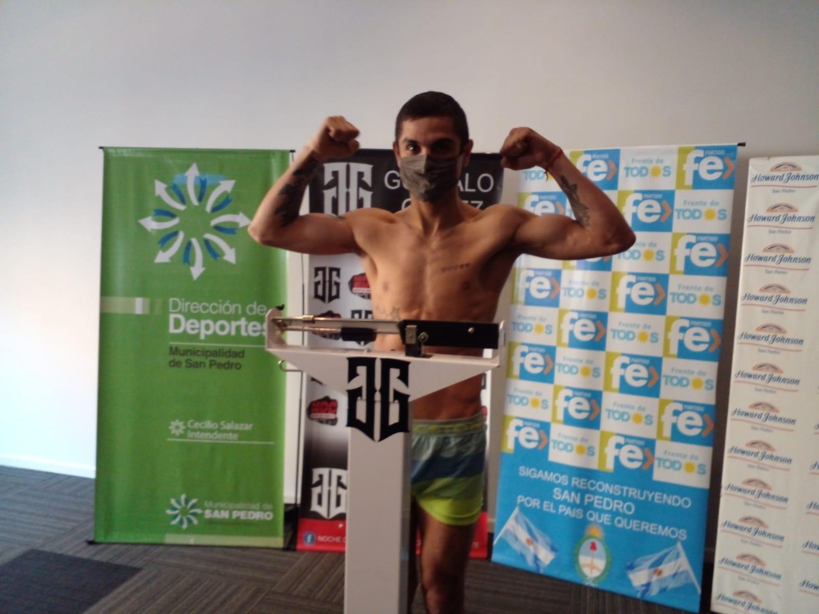 Lee más sobre el artículo Todo confirmado para la gran velada de boxeo en Paraná FC