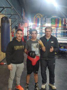 Lee más sobre el artículo Boxeo en San Pedro: Laureano Ubiedo será el fondista el 5 de noviembre