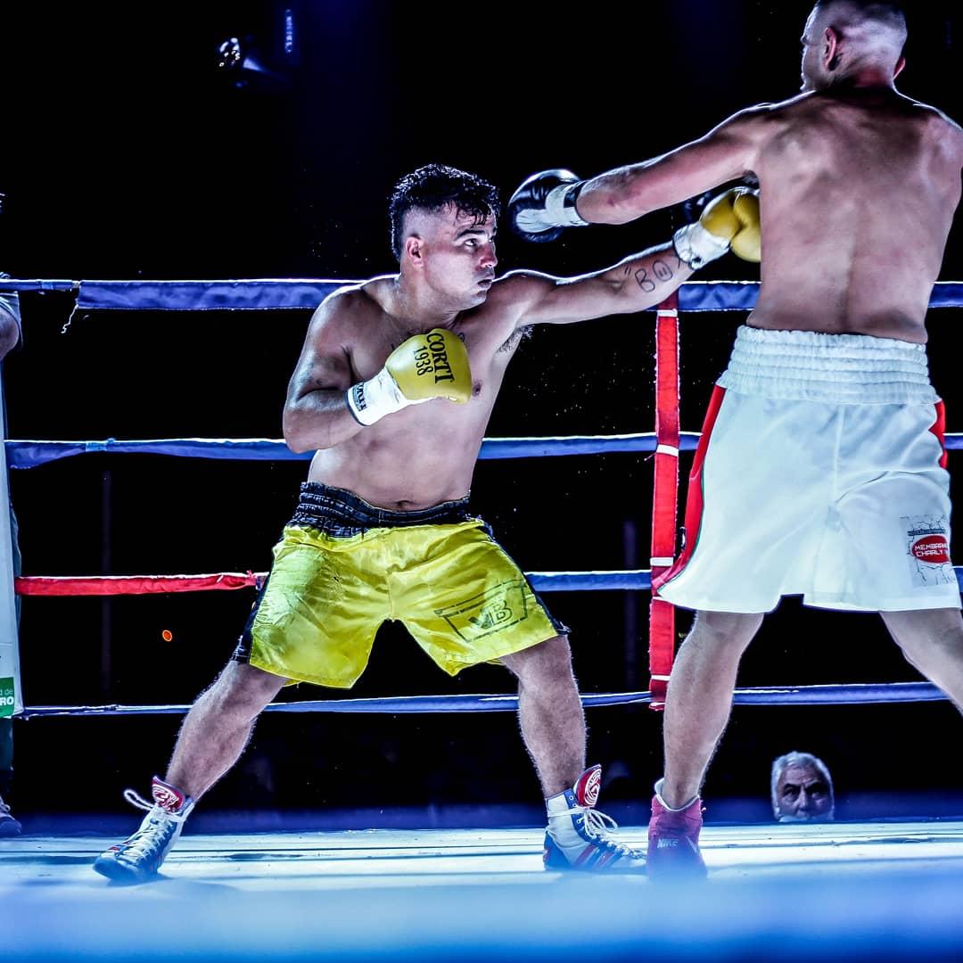 Lee más sobre el artículo Miguel Correa enfrenta al campeón sudamericano José Acevedo
