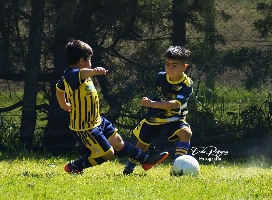 Lee más sobre el artículo Fútbol Infantil: se jugó la tercera fecha