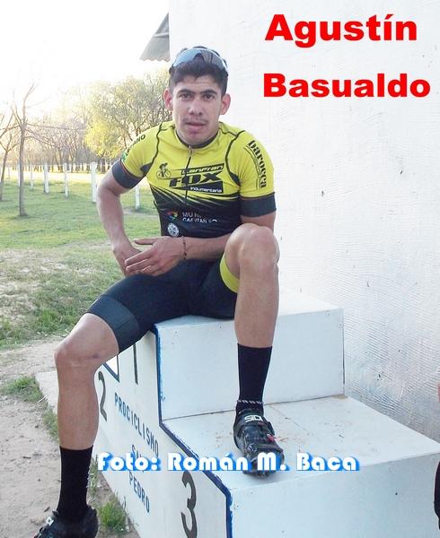 Lee más sobre el artículo Dueño del podio: un ganador que se repite; Agustín Basualdo!