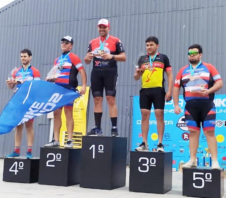 Lee más sobre el artículo Importante delegación de biker sampedrinos en Funes