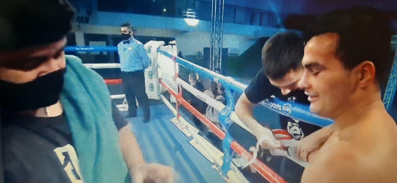 En este momento estás viendo Boxeo: Miguel «Chuky» Correa metió el triunfo más importante de su carrera. Mirá la definición
