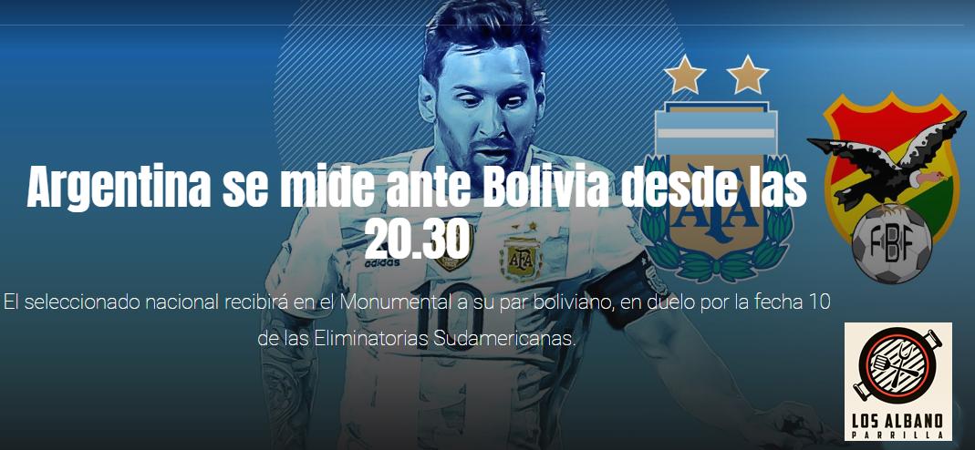 En este momento estás viendo Argentina – Bolivia con público en el Monumental