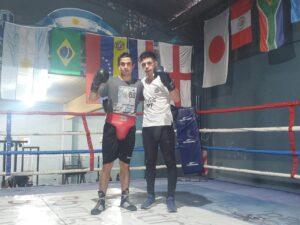 Lee más sobre el artículo Lovera venció a Mansilla por descalificación, y Pedraza liquidó a García