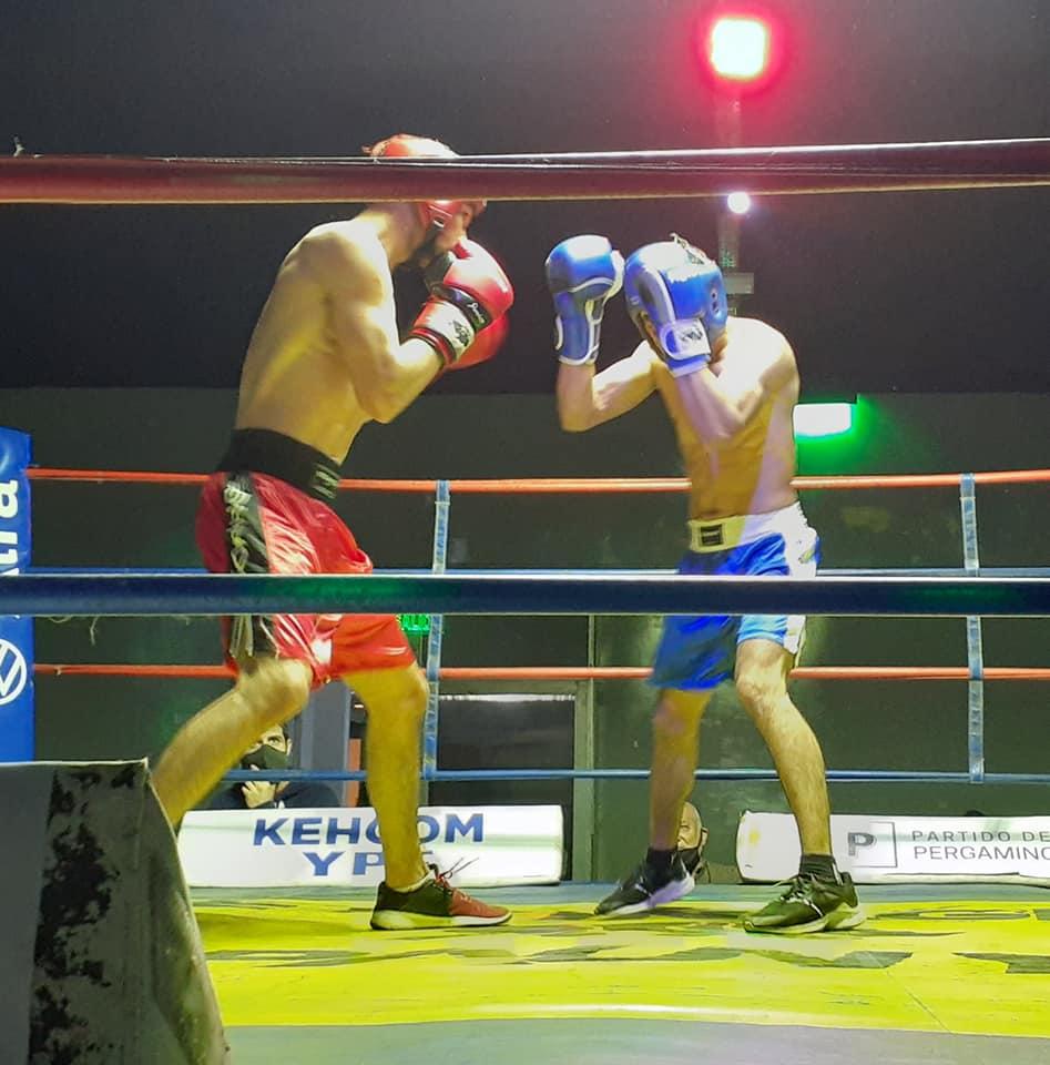 Lee más sobre el artículo Nueve boxeadores aficionados se presentaron en V. Constitución