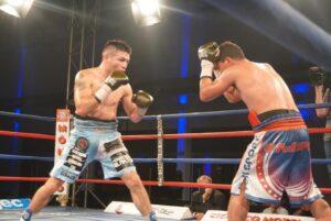 Lee más sobre el artículo Boxeo: cayó por puntos «Chuky» Correa
