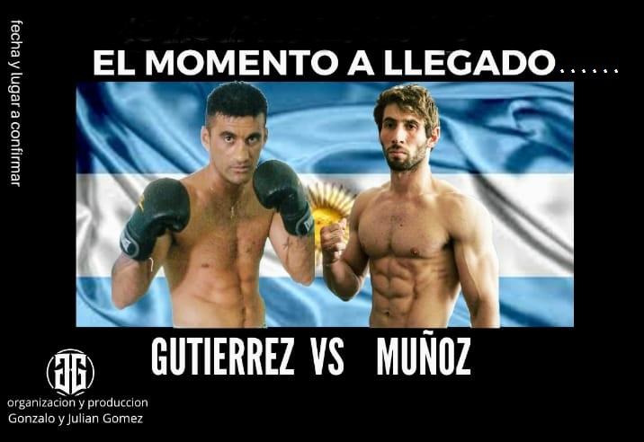 G y G promociona el choque entre Gutiérrez y Muñoz